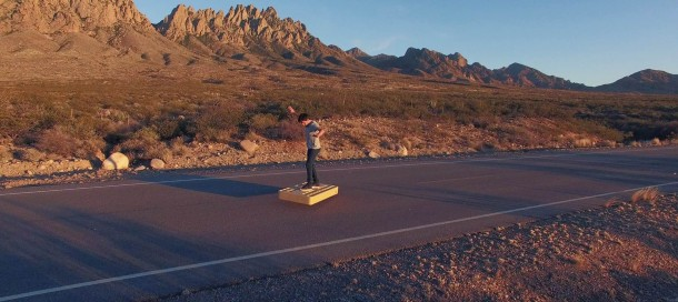 The First REAL Hoverboard, ArcaBoard, is Here 4