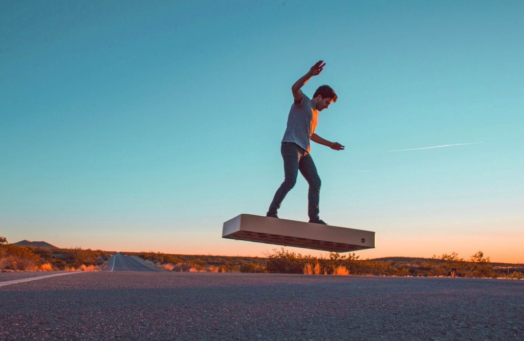 The First REAL Hoverboard, ArcaBoard, is Here 6