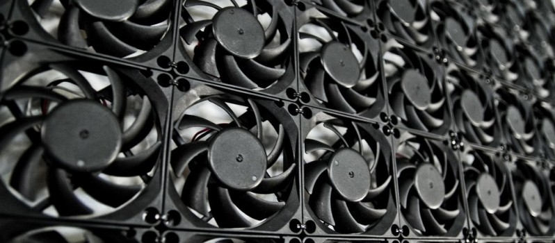 What To Do With 100 CPU Fans