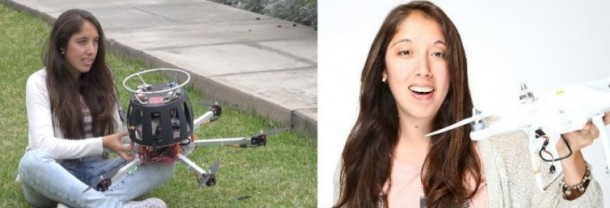Young Engineer Develops A Drone To Detect Air Pollution