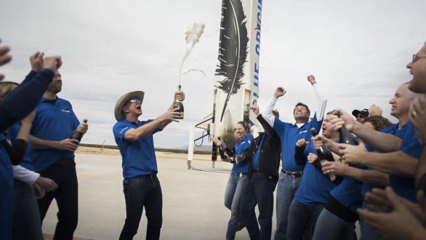blue origin rocket landing2
