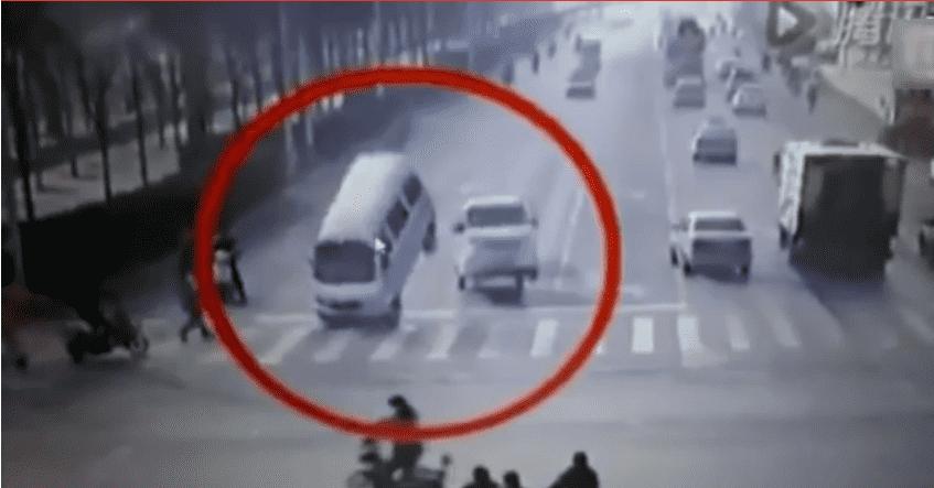 china accident