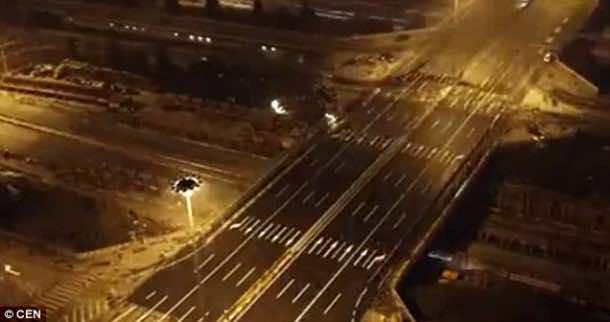 chinese rebuild bridge in 43 hours2
