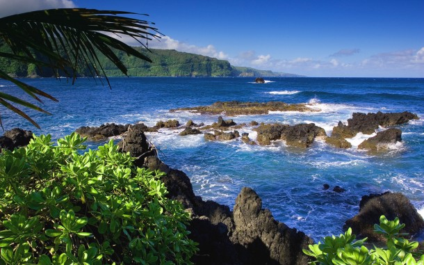 Hanna Highway, Maui, Hawaii, United States