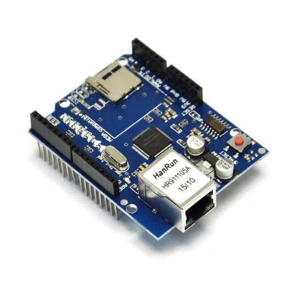 10 Best Arduino Ethernet Shields (12)