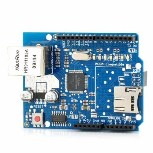 10 Best Arduino Ethernet Shields (3)
