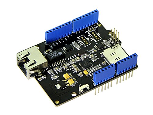 W5200 Ethernet Shield for Arduino by SeeedStudio