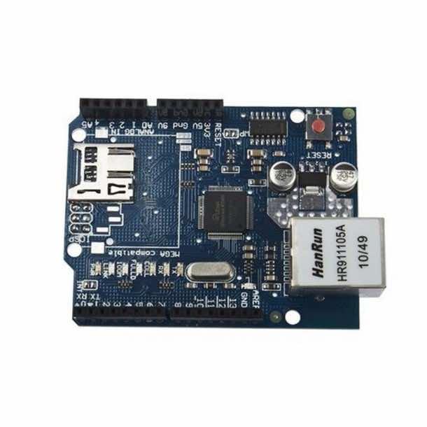 10 Best Arduino Ethernet Shields (5)