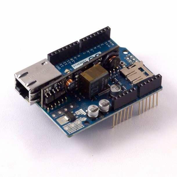 10 Best Arduino Ethernet Shields (7)