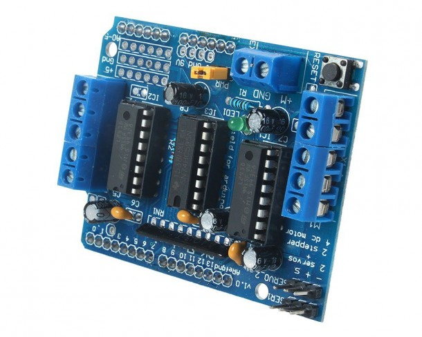 10 Best Arduino Motor Drivers (6)