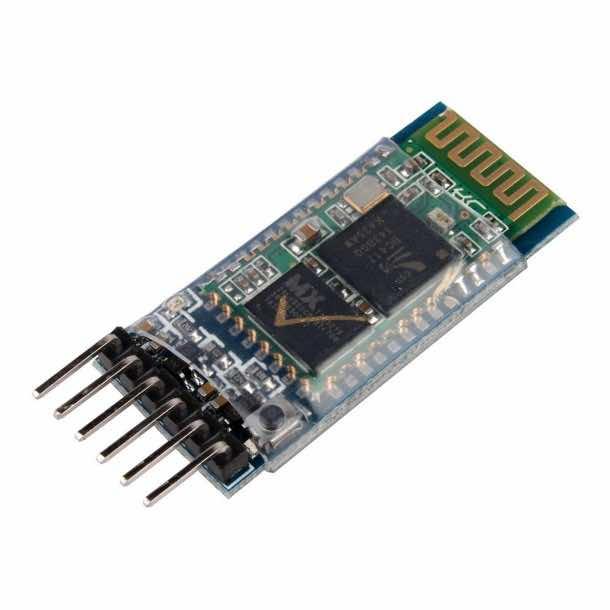 JBtek HC-05 Wireless Bluetooth Host Serial Transceiver Module