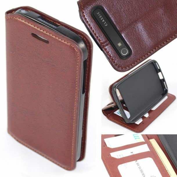 BlackBerry Classic Wallet Case - SOGA®