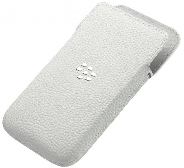 BlackBerry ACC-60087-002 Leather Pocket Case for Blackberry Classic