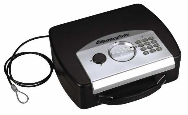 10 Best Electronic safes for dorm (10)