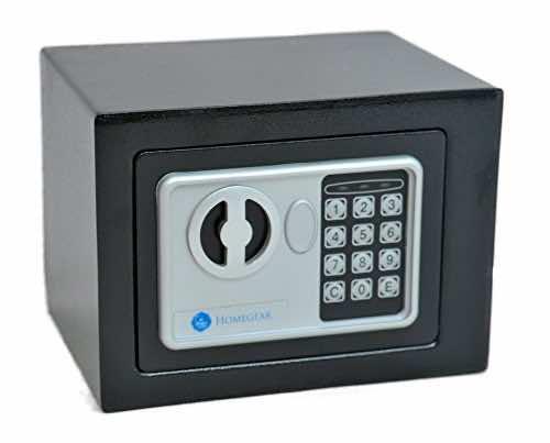 10 Best Electronic safes for dorm (2)
