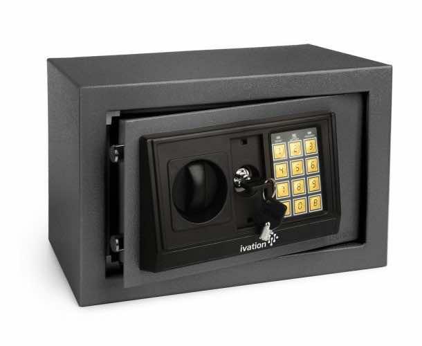 10 Best Electronic safes for dorm (4)
