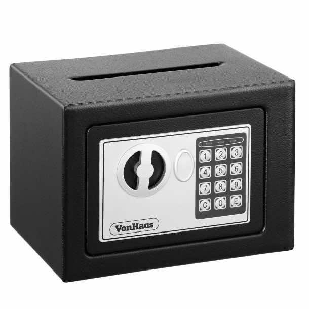 10 Best Electronic safes for dorm (9)