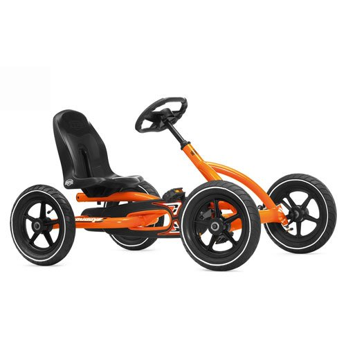 BERG Toys 24.20.60.00 Buddy Orange Pedal Go Karts