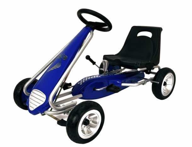 Kiddi-o by Kettler Pole Position Pedal Go Karts