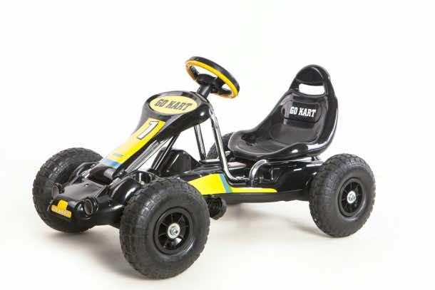 Ricco Kids' Pedal Go-Kart