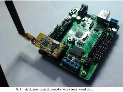 APC220 RF module as one of the best Arduino RF Modules