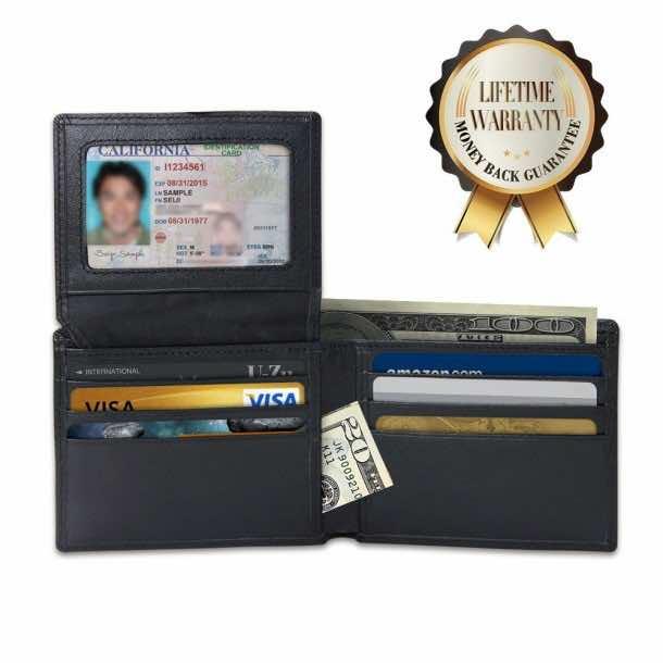 10 Best RFID blocking wallets (7)