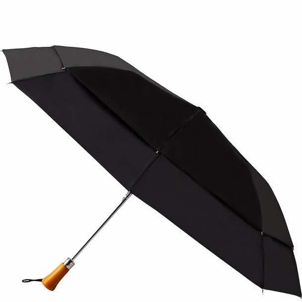 London Fog Windguard Auto Open-Close Sports Umbrella