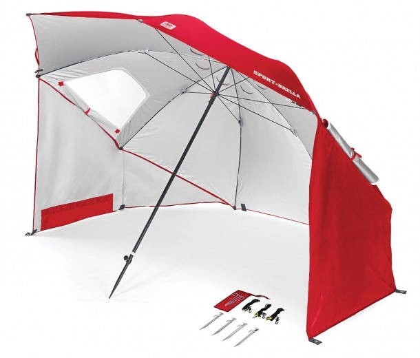Sport-Brella - Portable Sun and Weather as Shelter best sports umbrellas