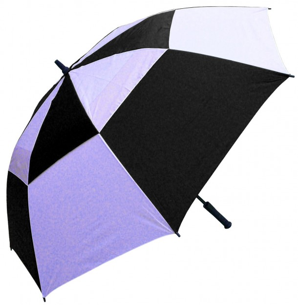RainStoppers 62-Inch Double Canopy Golf