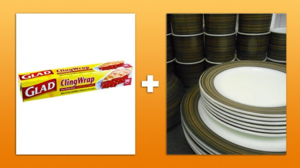 15 Uses Of Plastic Wrap You Didn't Know About 2