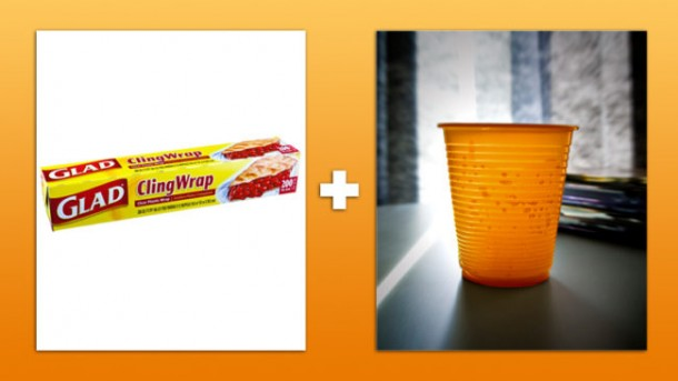 15 Uses Of Plastic Wrap You Didn't Know About 4
