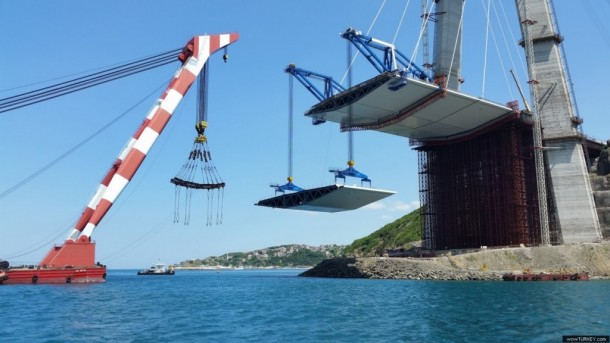 3rd Bosphorus Bridge - The World's Widest Bridge Is Close To Completion 5