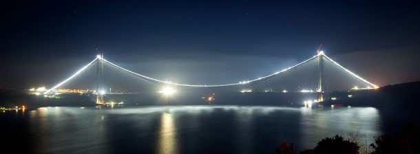 3rd Bosphorus Bridge - The World's Widest Bridge Is Close To Completion 6