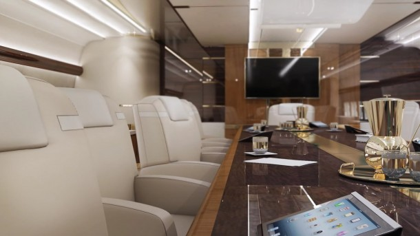 5 Private Jets That You Can Dream About 1a