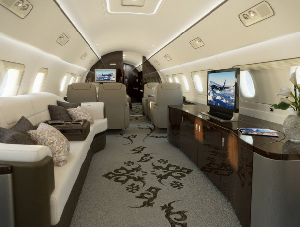 5 Private Jets That You Can Dream About 2