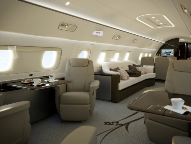 5 Private Jets That You Can Dream About 2a