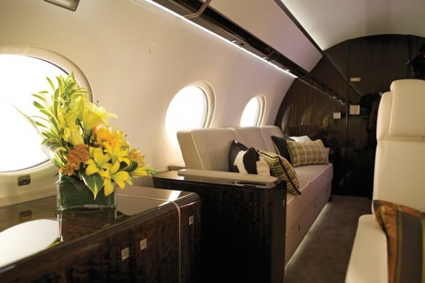 5 Private Jets That You Can Dream About 3