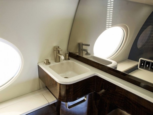 5 Private Jets That You Can Dream About 3a