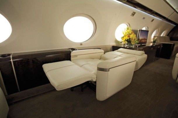 5 Private Jets That You Can Dream About 3b