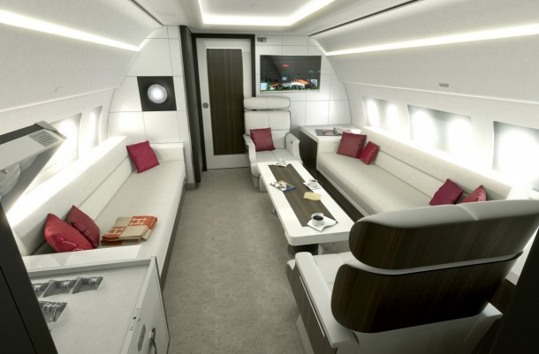 5 Private Jets That You Can Dream About 4a