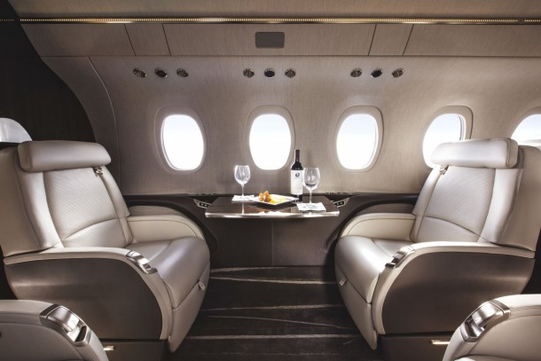 5 Private Jets That You Can Dream About 5