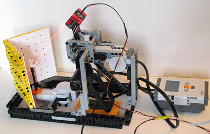 7 Wonderfully Engineered Gadgets Made Out Of LEGO 2