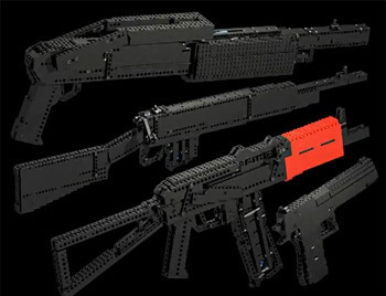 7 Wonderfully Engineered Gadgets Made Out Of LEGO 3c