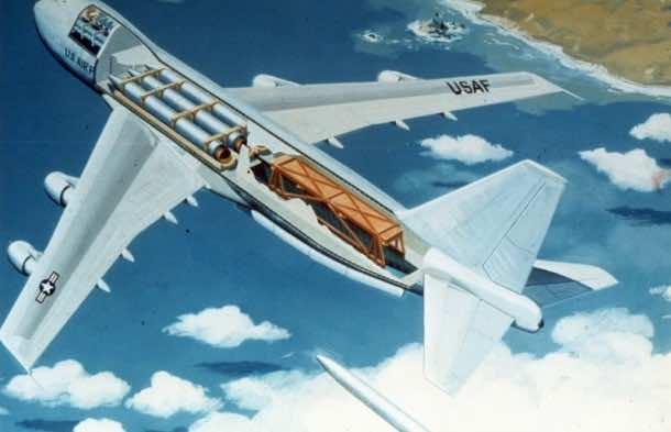 747 Missile Launcher