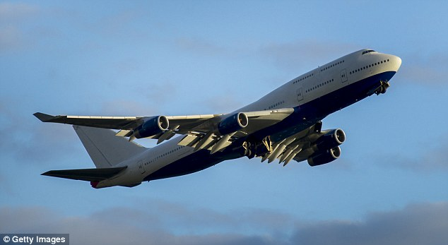 747 to be used as missile launcher