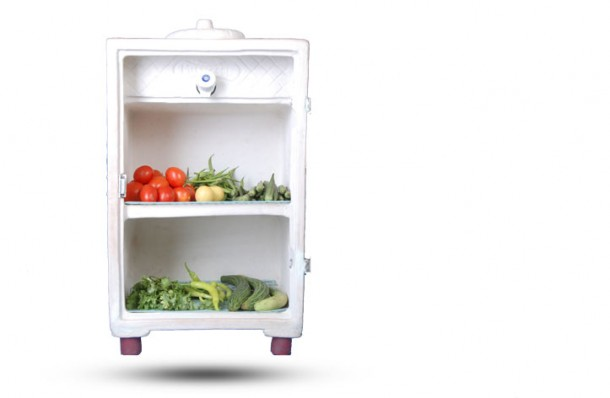Amazing Refrigerator Doesn't Require Electricity To Operate 2