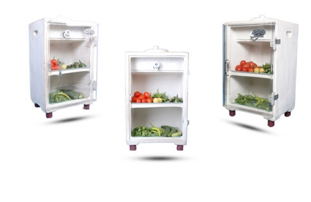 Amazing Refrigerator Doesn't Require Electricity To Operate 3