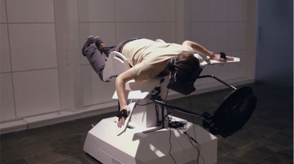 Birdly Is A Virtual Simulator That Will Let You Fly Like A Bird 2