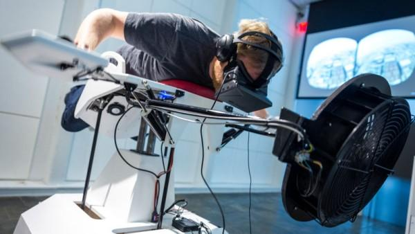 Birdly Is A Virtual Simulator That Will Let You Fly Like A Bird 3