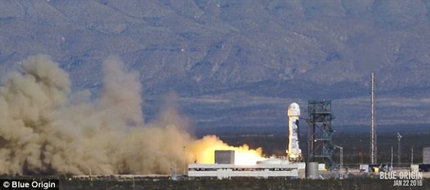 Blue Origin Reusable Rocket Launched And Landed Successfully, Yet Again! 3